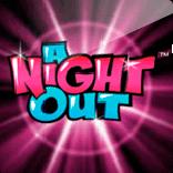 """""""Игровой автомат Крутая вечеринка с игровым автоматом A Night Out"""""""