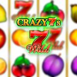 Игра-онлайн на реальные деньги в казино в автомат Crazy 7s